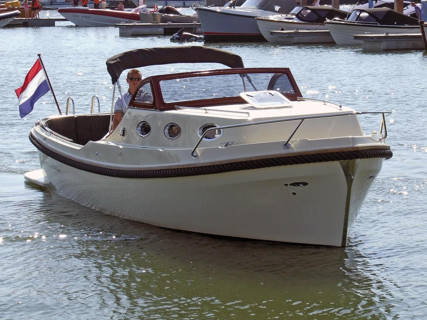GS cruiser 25 sloep