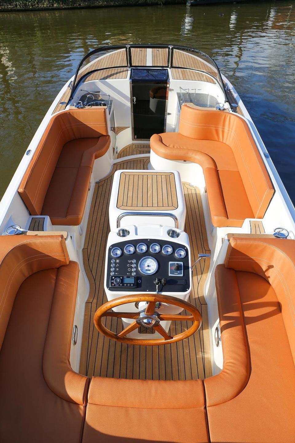 Verwonderlijk Luxe Tender sloepen en boten te koop | Bola Maritiem Westland EM-87